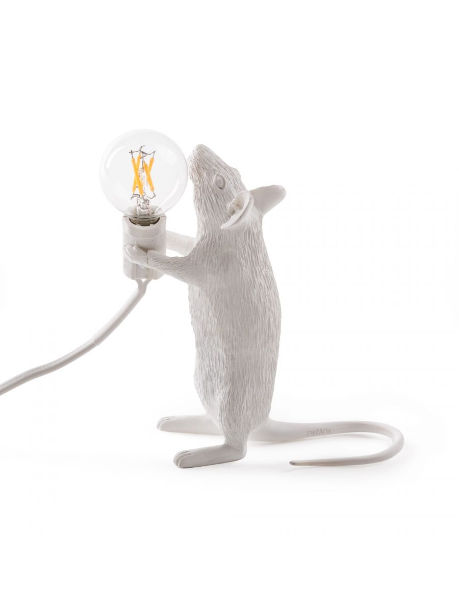 Mouse Lamp Standing Lighting seletti