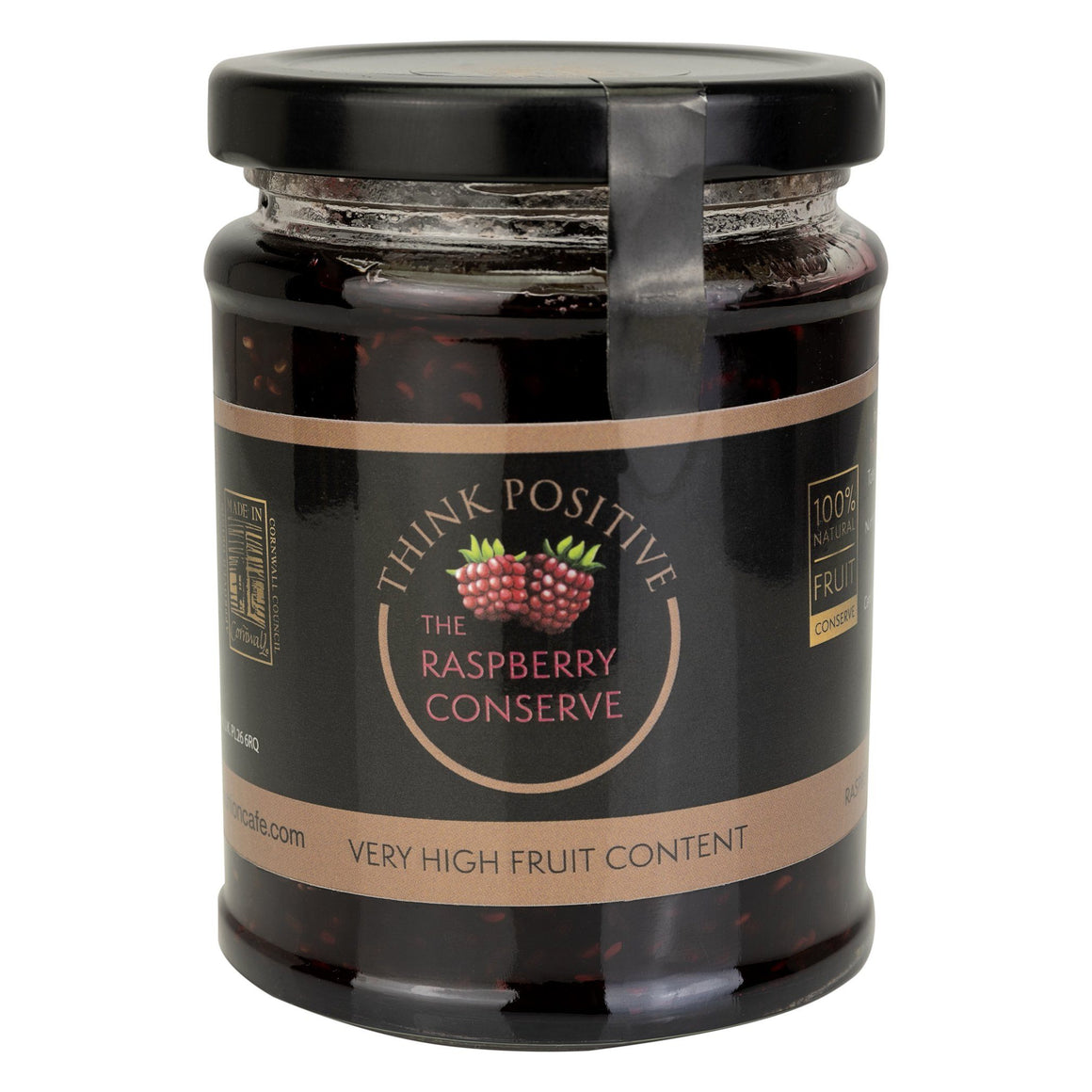 Think Positive Raspberry Conserve