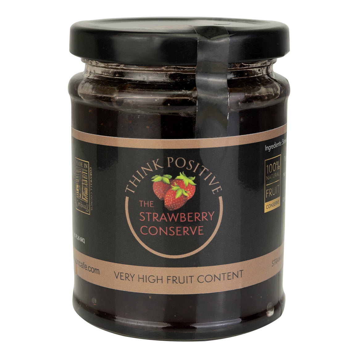 Think Positive Strawberry Conserve