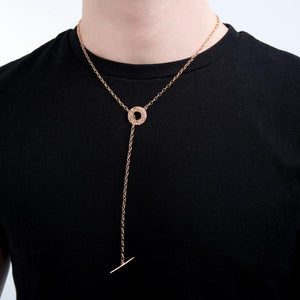 Think Positive Chain Gold Plated