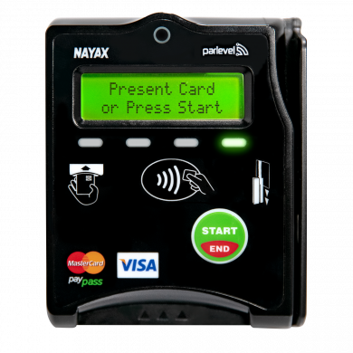 Card Reader for VendHut