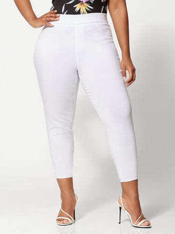 Signature - Millennium Pant in White