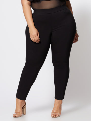 Signature - Brown Millennium Pant in Black