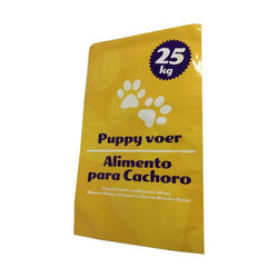 Ironing Bag Puppy - 560 x 910 mm - puppy food for every breed - 25 kg
