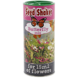VO – Seed Shaker - Butterfly Mix - Flower Garden Collection (veilig opbergen)