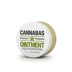 Cannabas - CBD-Salbe / Salbe - 25 ml - 200 mg CBD