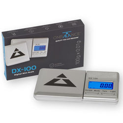 On Balance DX 100 SERIES (100 gram x 0,01 gr.) Mini scale