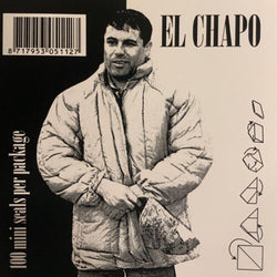 El Chapo Large Printed (100 pieces)