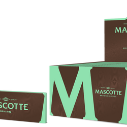 Mascot Brown King Size (con magnete) - 50 pezzi