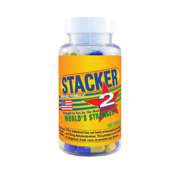 NVE Pharmaceuticals - Stacker 2 (100 capsules) - supplement afslanken / afvallen