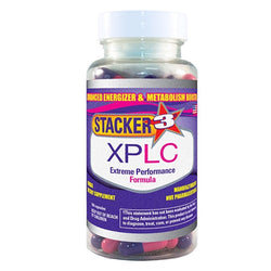 NVE Stacker - Stacker 3 XPLC (100 capsules) - afslanken / afvallen - supplement