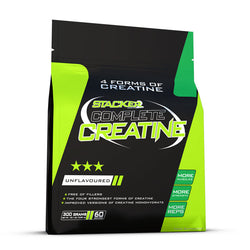 NVE Stacker - Complete Creatine (300 grammes) - photo du produit