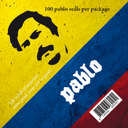 Pablo Large Printed (100 pieces)