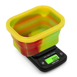 On balance SBM-100 (Silicone-bowl)