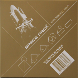 Spacepack Small Printed (100 pieces)