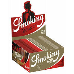 Smoking Gold King Size Slim 50 kosov