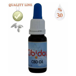 Cibiday - CBD Oil Drops - Quality Line - Extra Strong - 30% CBD oil - 10ml