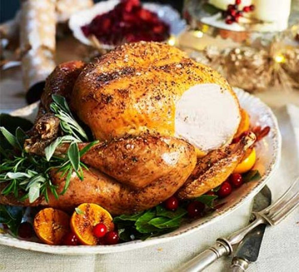 Christmas Dinner (4 People - 1/2 Size)