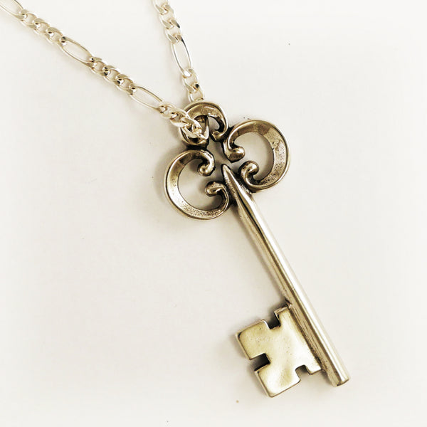 Key Necklace - Charmworks