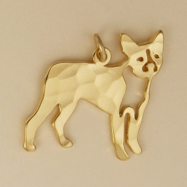 Boston Terrier Charm - Charmworks