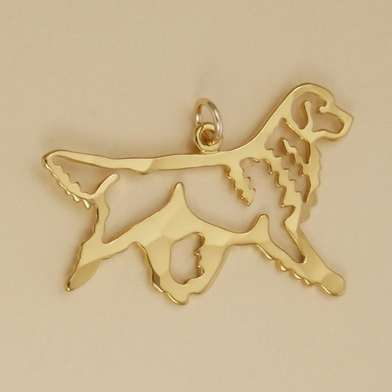 Gaiting Golden Retriever - Charmworks