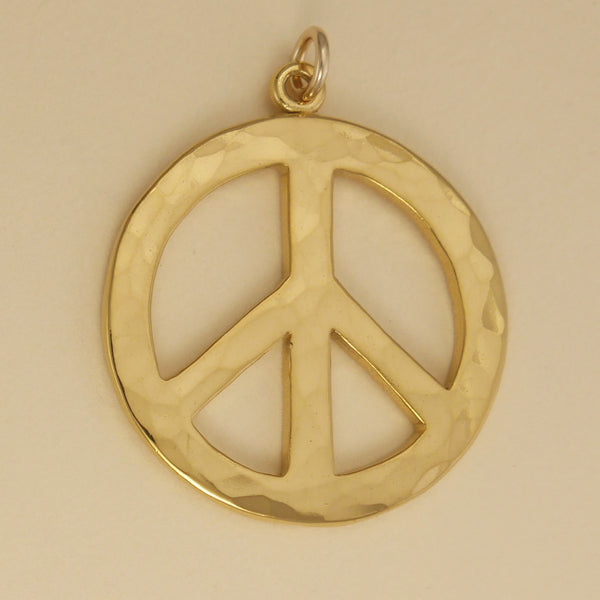 Peace Sign Pendant - Charmworks