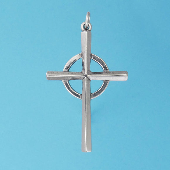 Celtic Cross Pendant - Charmworks