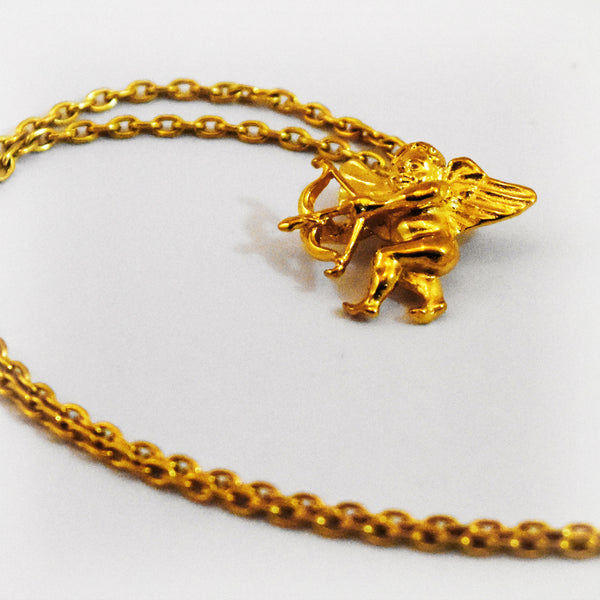 Cupid Necklace - Charmworks