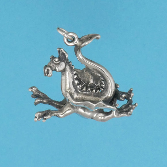 Dragon Flying Charm - Charmworks