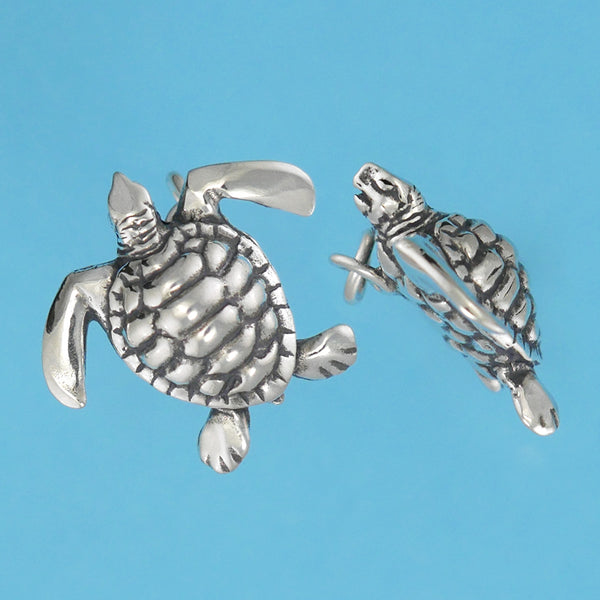 Sea Turtle Charm - Charmworks