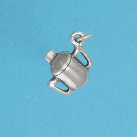 Sterling Silver Sippy Cup Charm - Charmworks