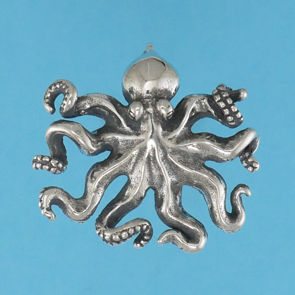 Octopus Charm - Charmworks