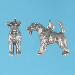 Wire Fox Terrier Charm - Charmworks