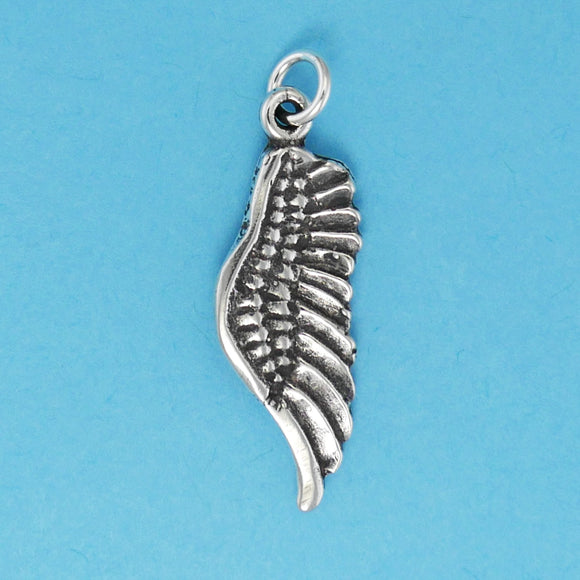 Angel Wing Charm - Charmworks