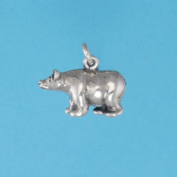 Grizzly Bear Charm - Charmworks