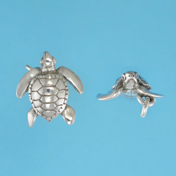 Ridley Sea Turtle Charm