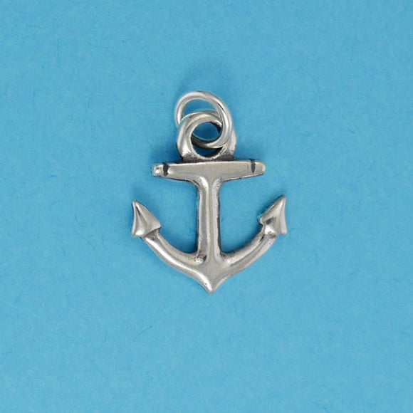 Admiralty Pattern Anchor Charm - Charmworks