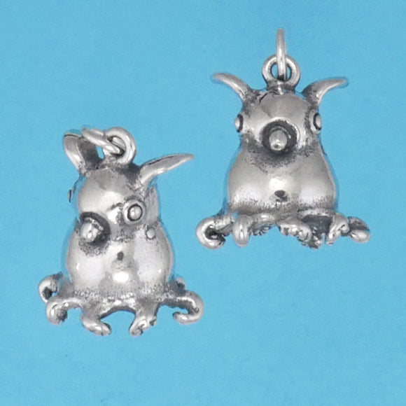 Grimpoteuthis Meangensis Charm - Charmworks