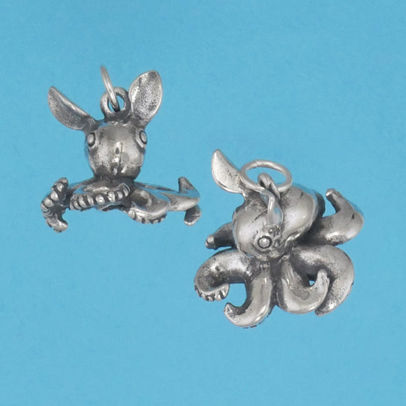 Dumbo Octopus Charm - Charmworks