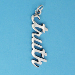 Sterling Silver Truth Charm - Charmworks