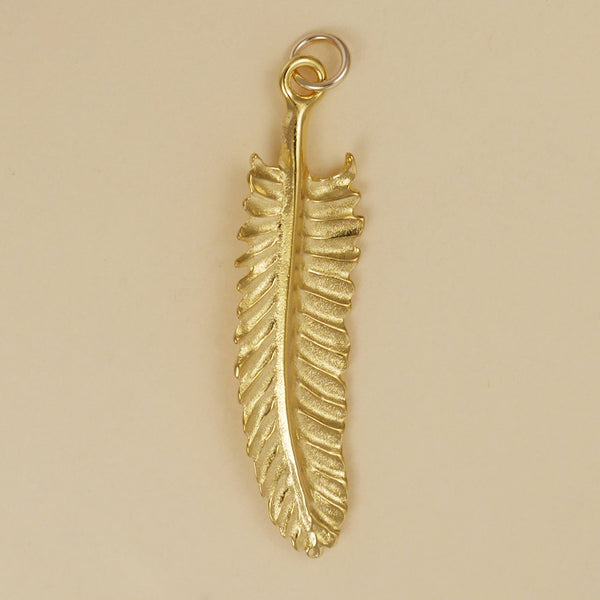 Feather Pendant - Charmworks