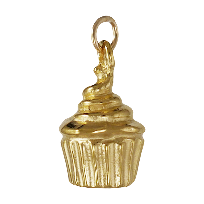 Cup Cake Charm - Charmworks