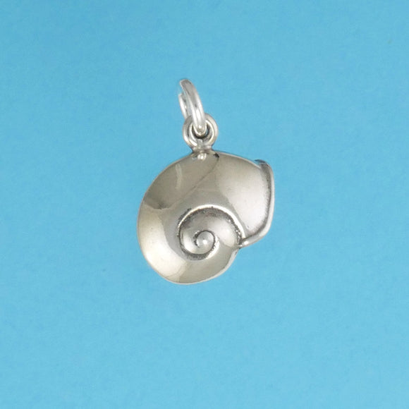 Smooth Shell Charm