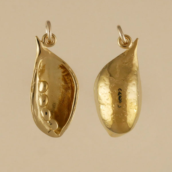 Seed Pod Pendant - Charmworks