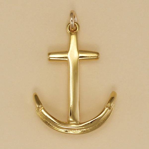 Traditional Anchor Charm - Charmworks