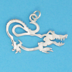 Alligator Charm - Charmworks