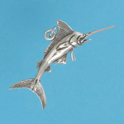 Marlin Pendant - Charmworks