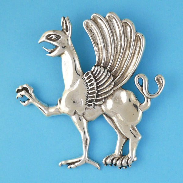 Griffin Pendant - Charmworks