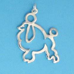 Poodle Charm - Charmworks