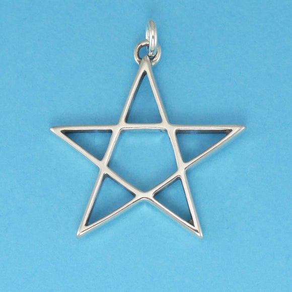 Five Point Star Charm - Charmworks